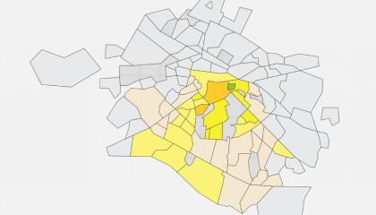Как се класира Вашият квартал?