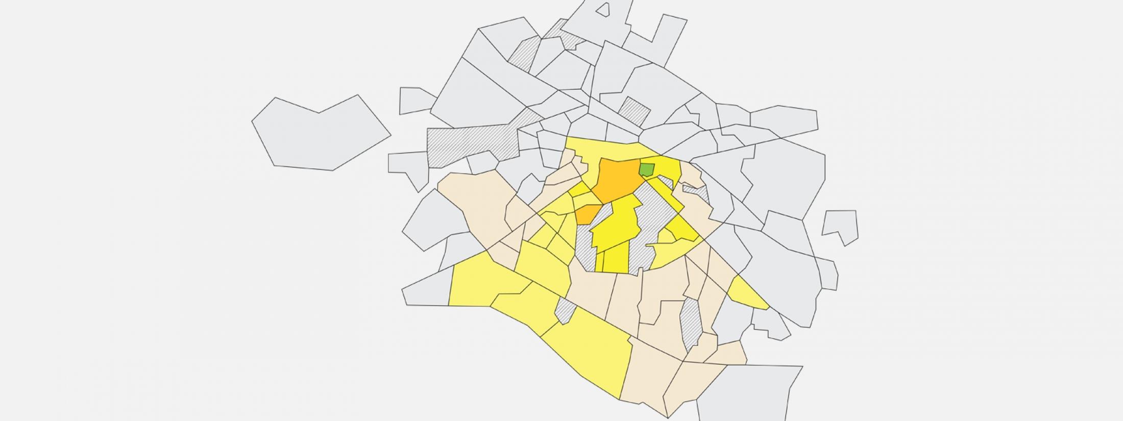 How does your neighbourhood rank?