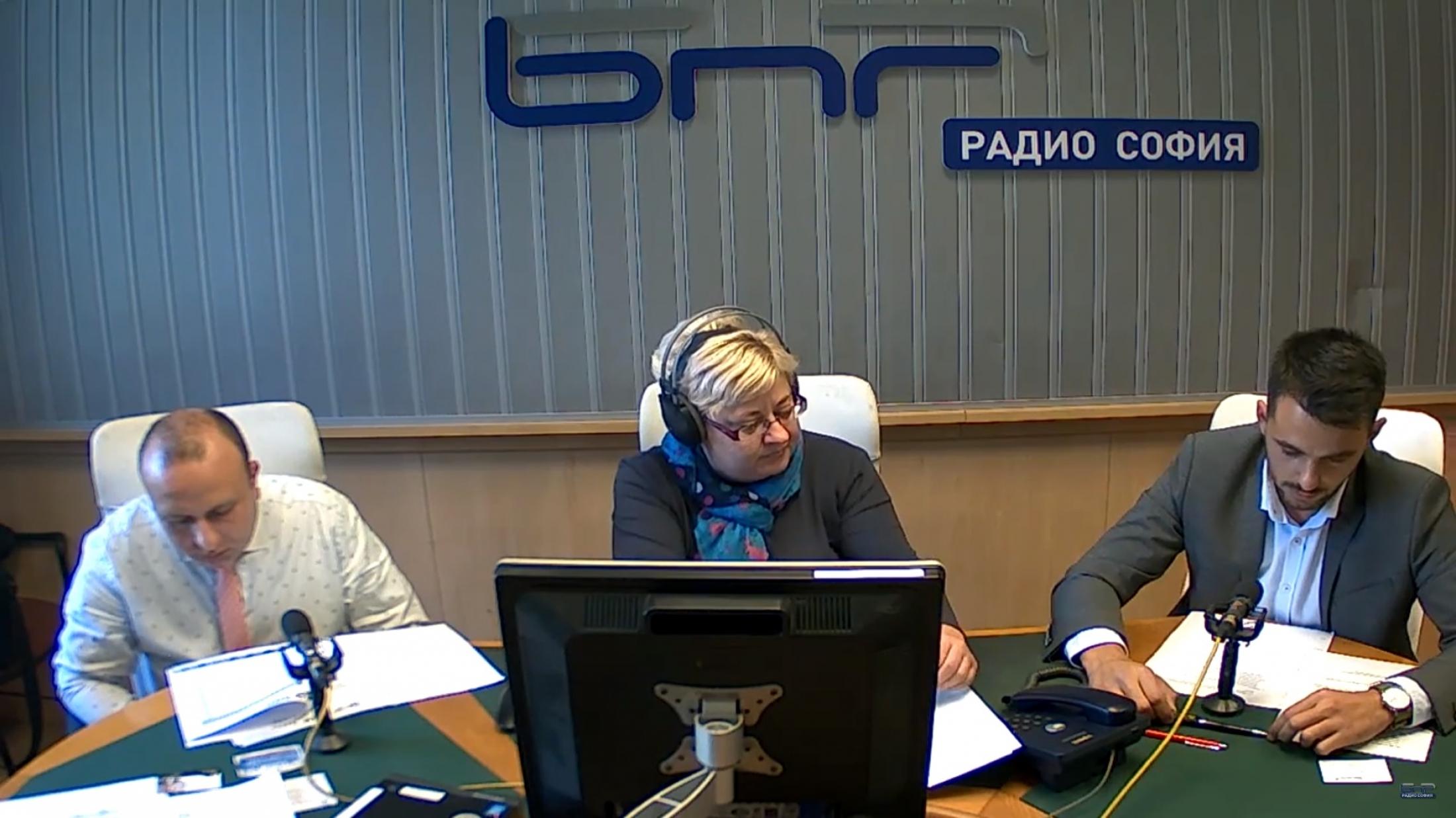 Николай Турлаков - гост в `Радиоприемница`
