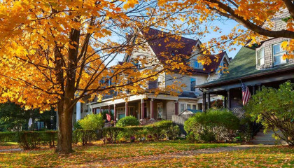 11 ways to get your home ready for autumn