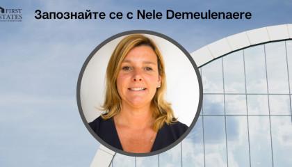 Meet Nele Demeulenaere