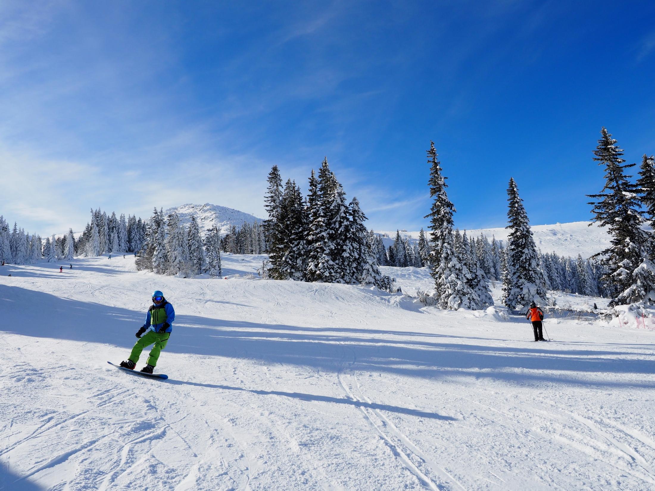 Изиграй скуката през зимата в София!