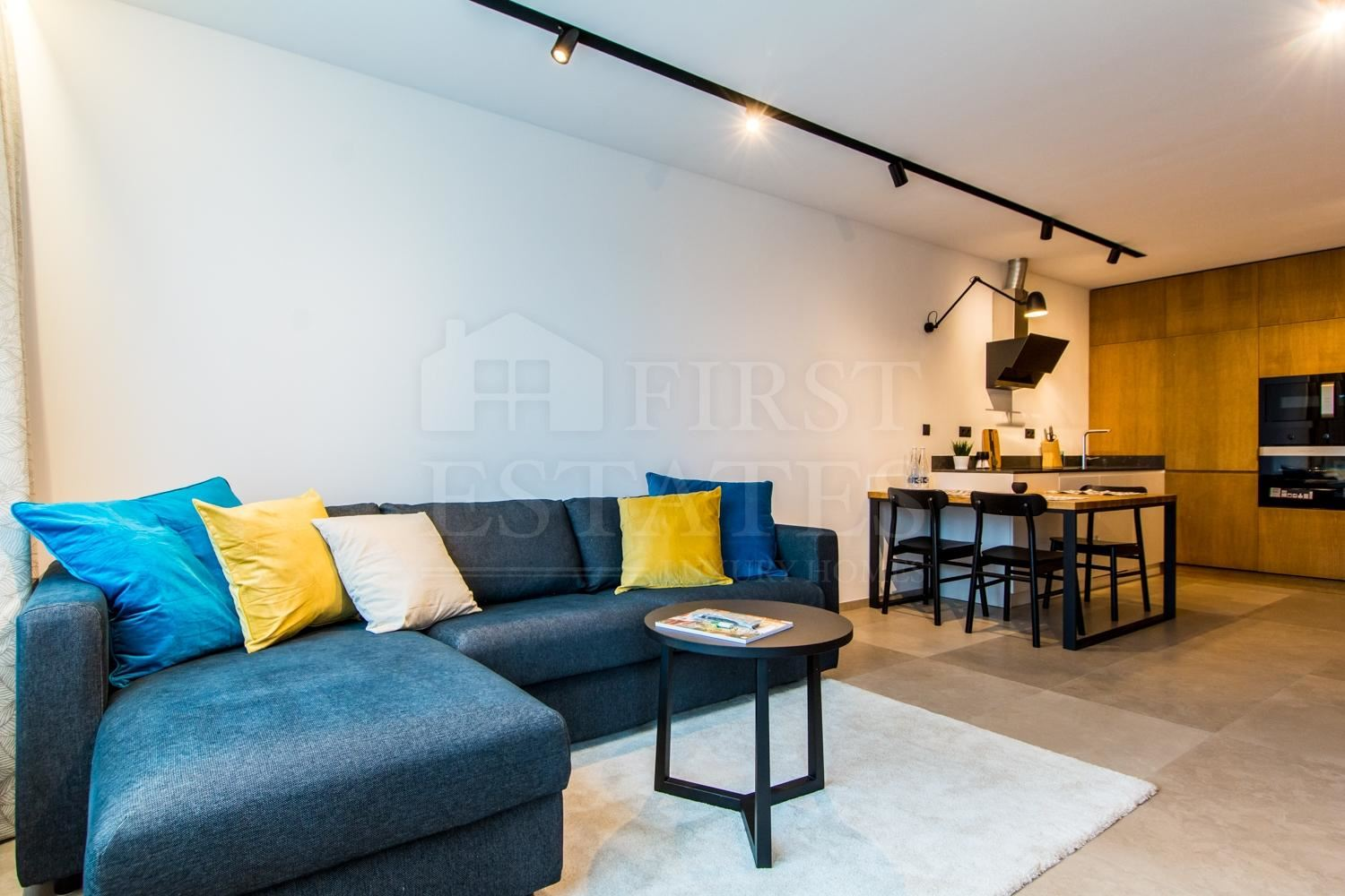 One bedroom apartment in the Sofia Center.