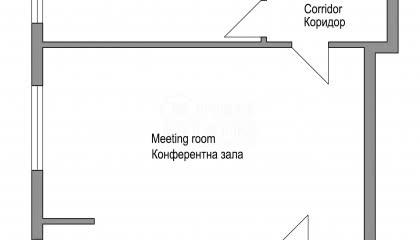 65 m² офис