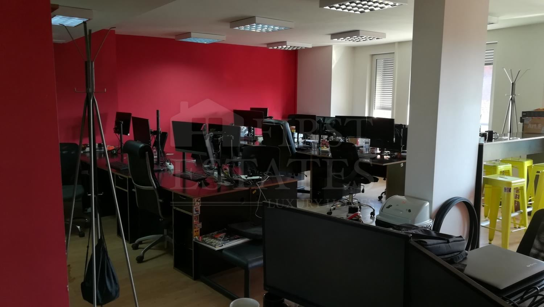 1109 m² офис