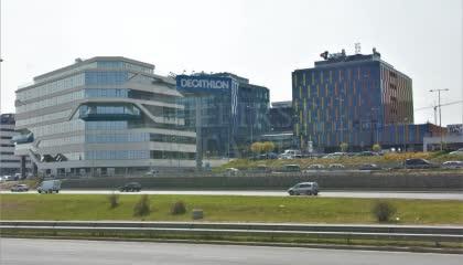 395 m² офис