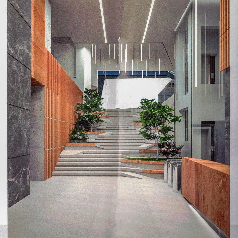 1800 m² офис