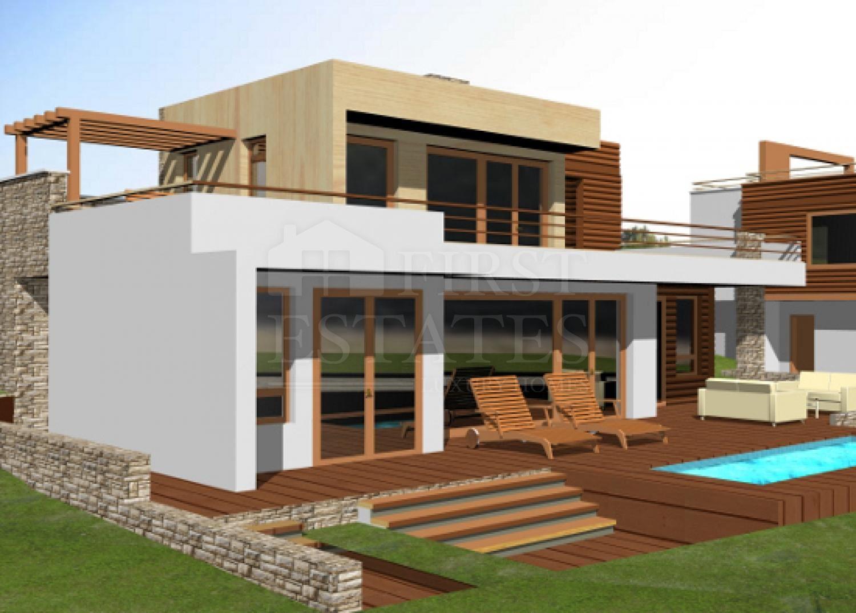 1375 m² парцел за продажба