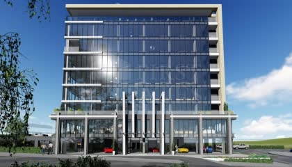 1300 m² office for rent