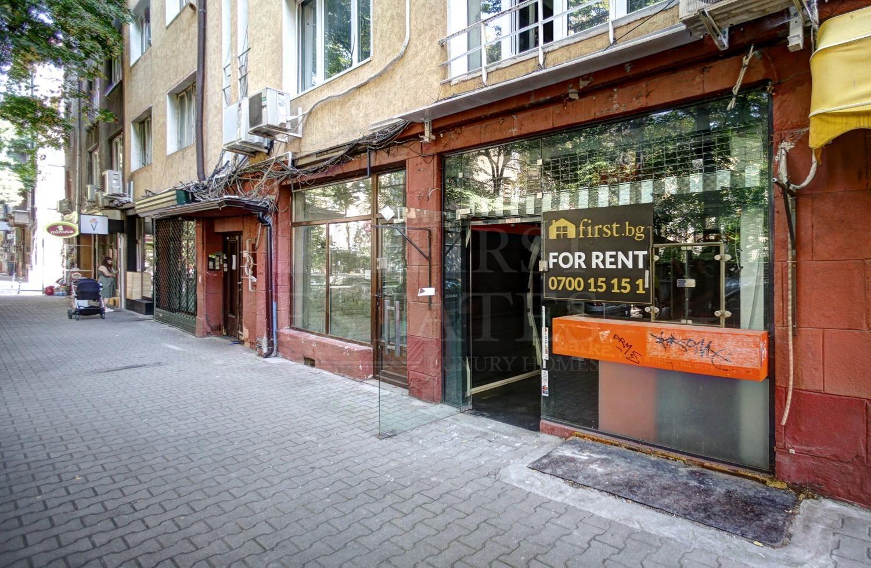 27 m² магазин