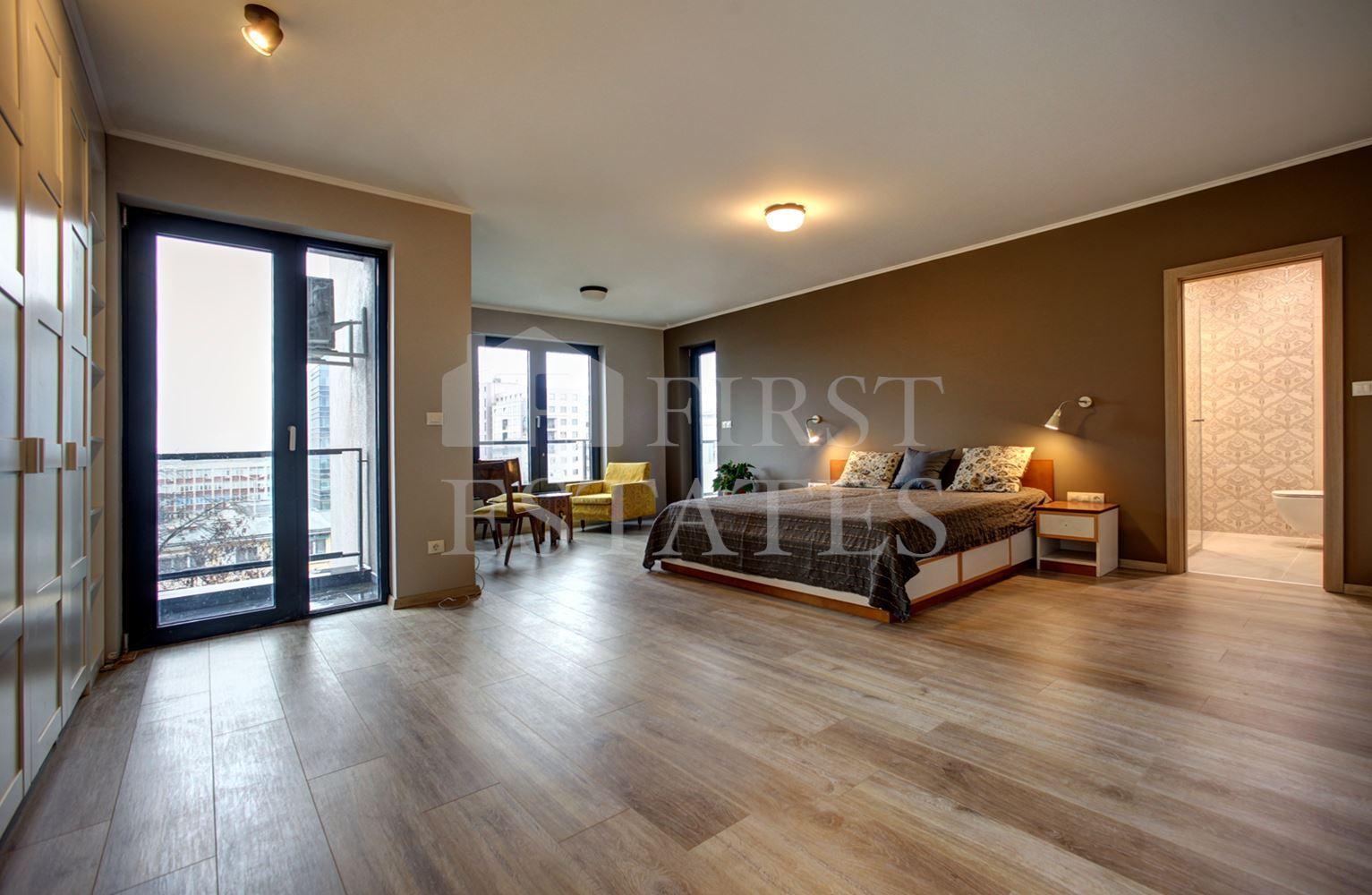 4 стаен апартамент под наем