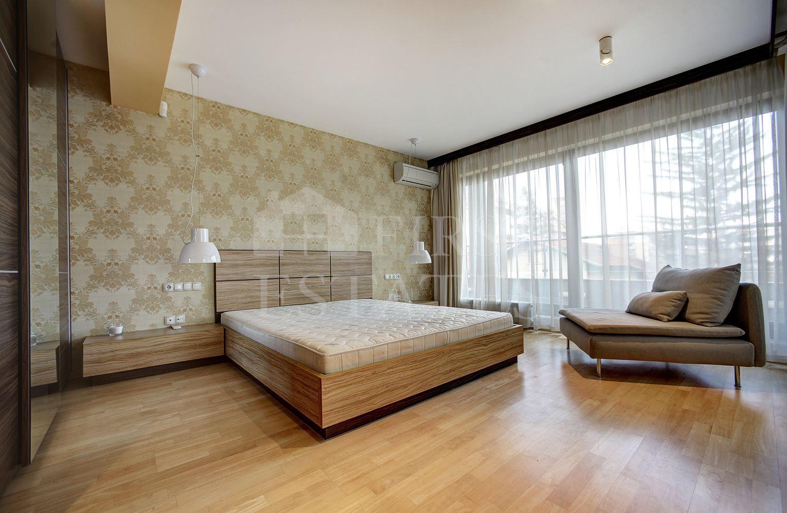 5 стаен апартамент под наем