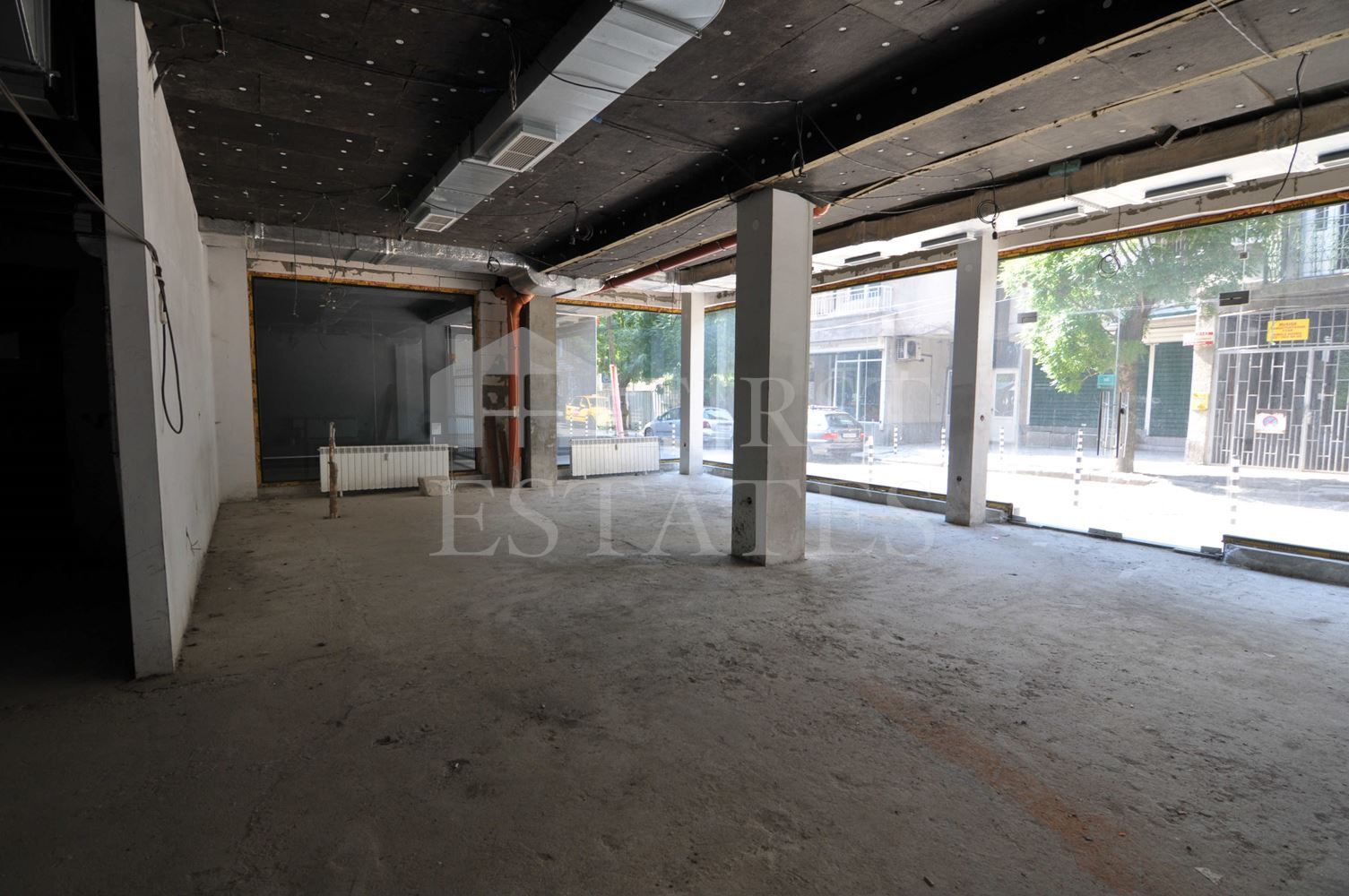 488 m² ресторант под наем