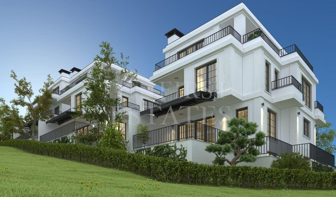 423 - 433 m² офис за продажба