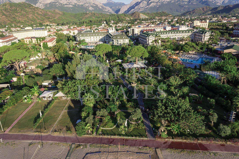 17000 m² хотел за продажба