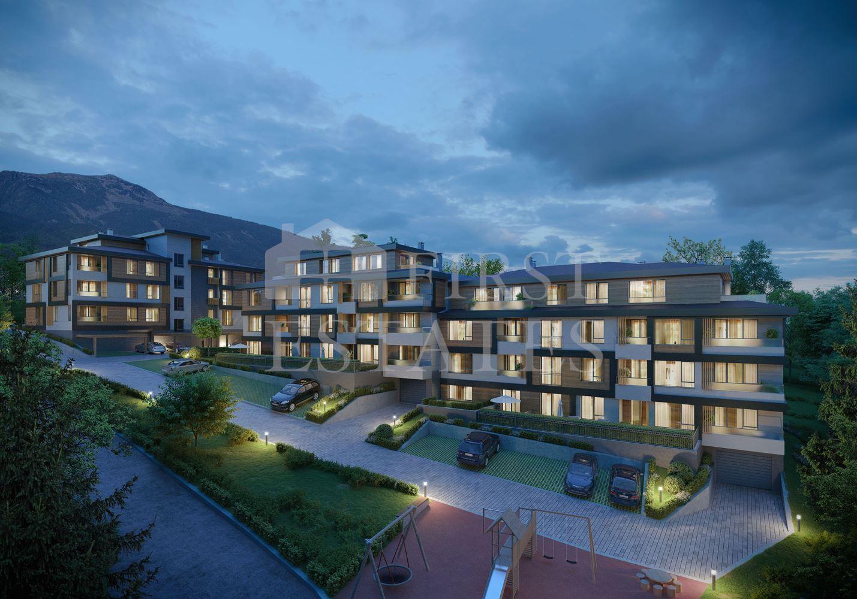121 - 137 m² резиденция за продажба