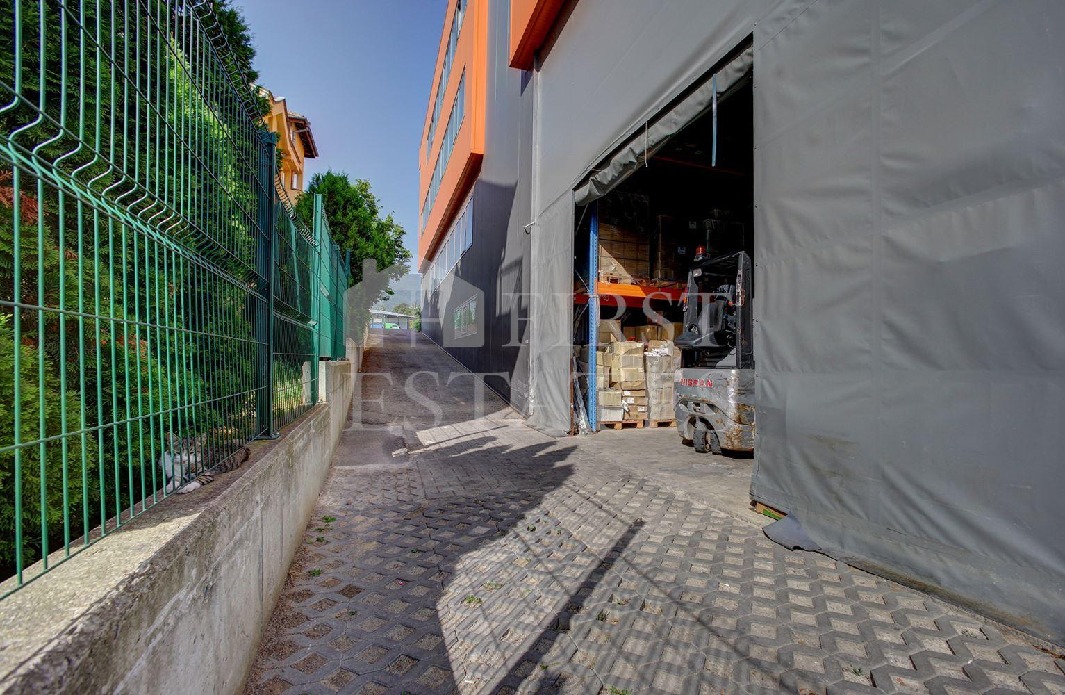 974 m² офис сграда под наем