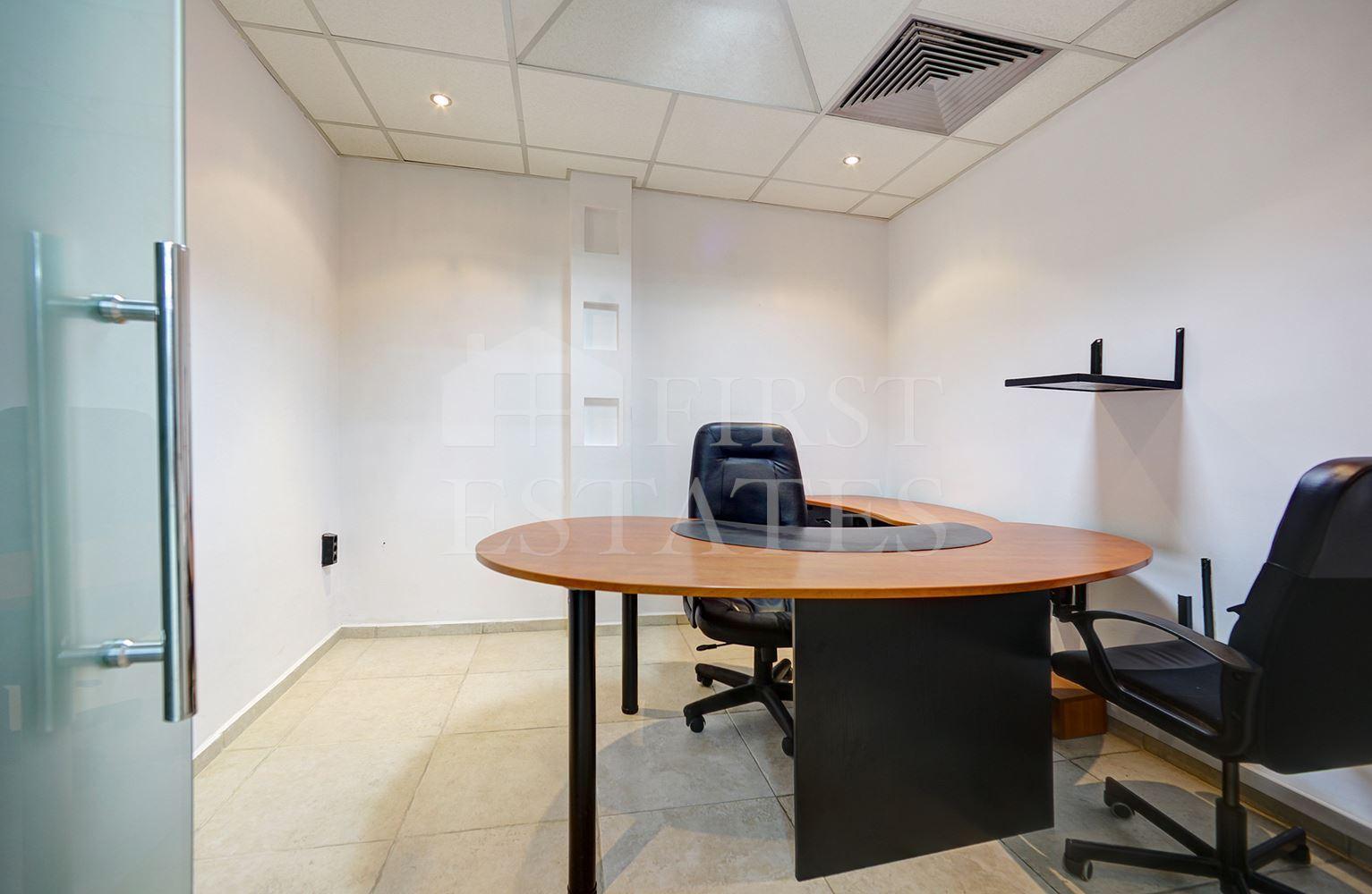 162 m² офис за продажба