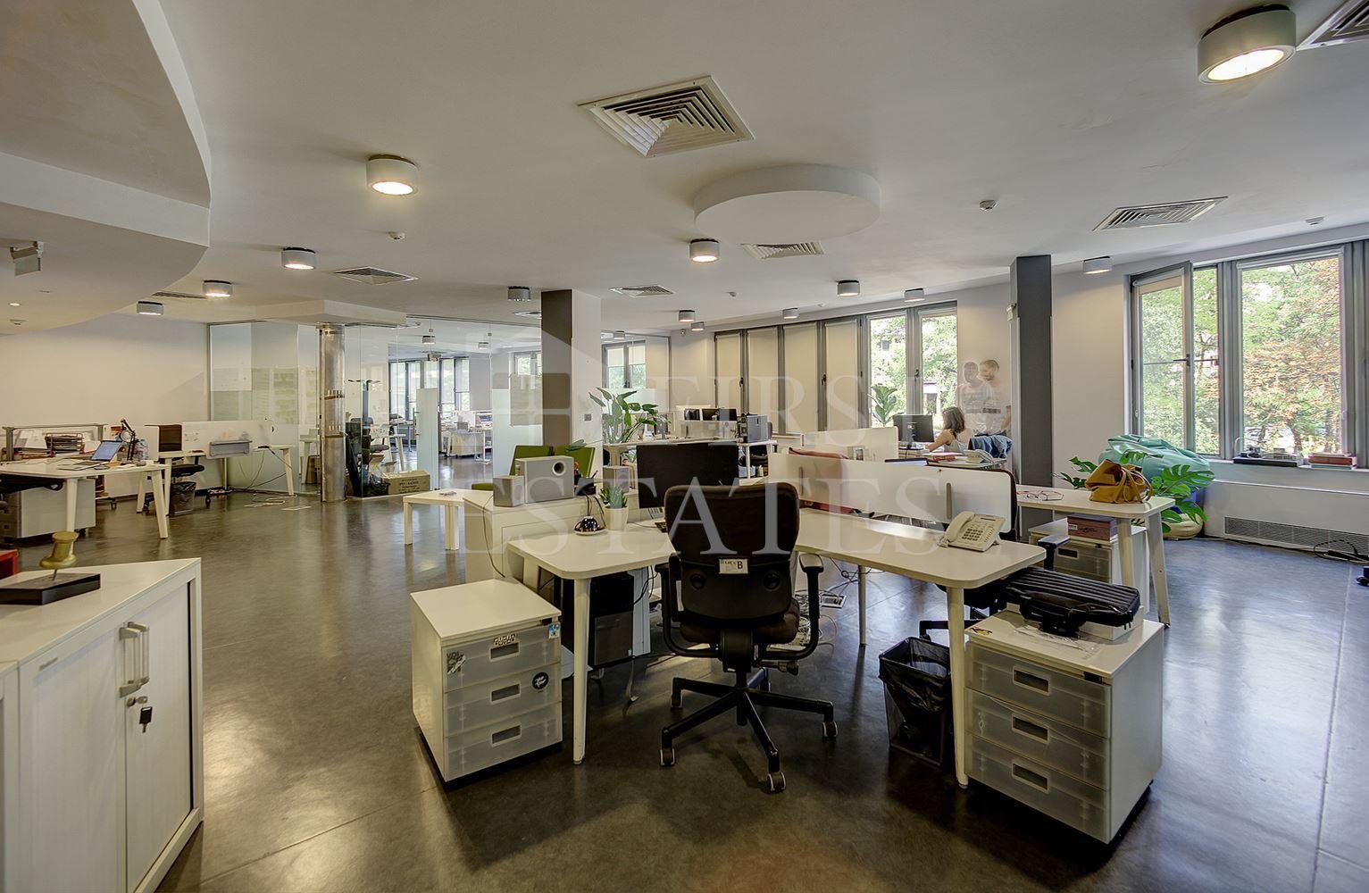 491 m² офис под наем