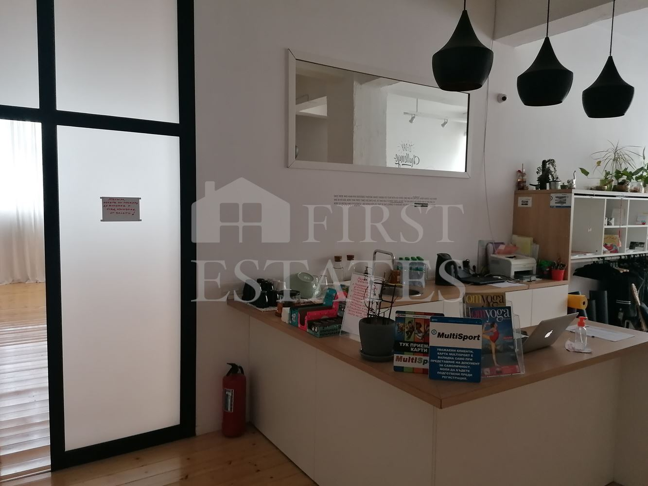 285 m² office for rent