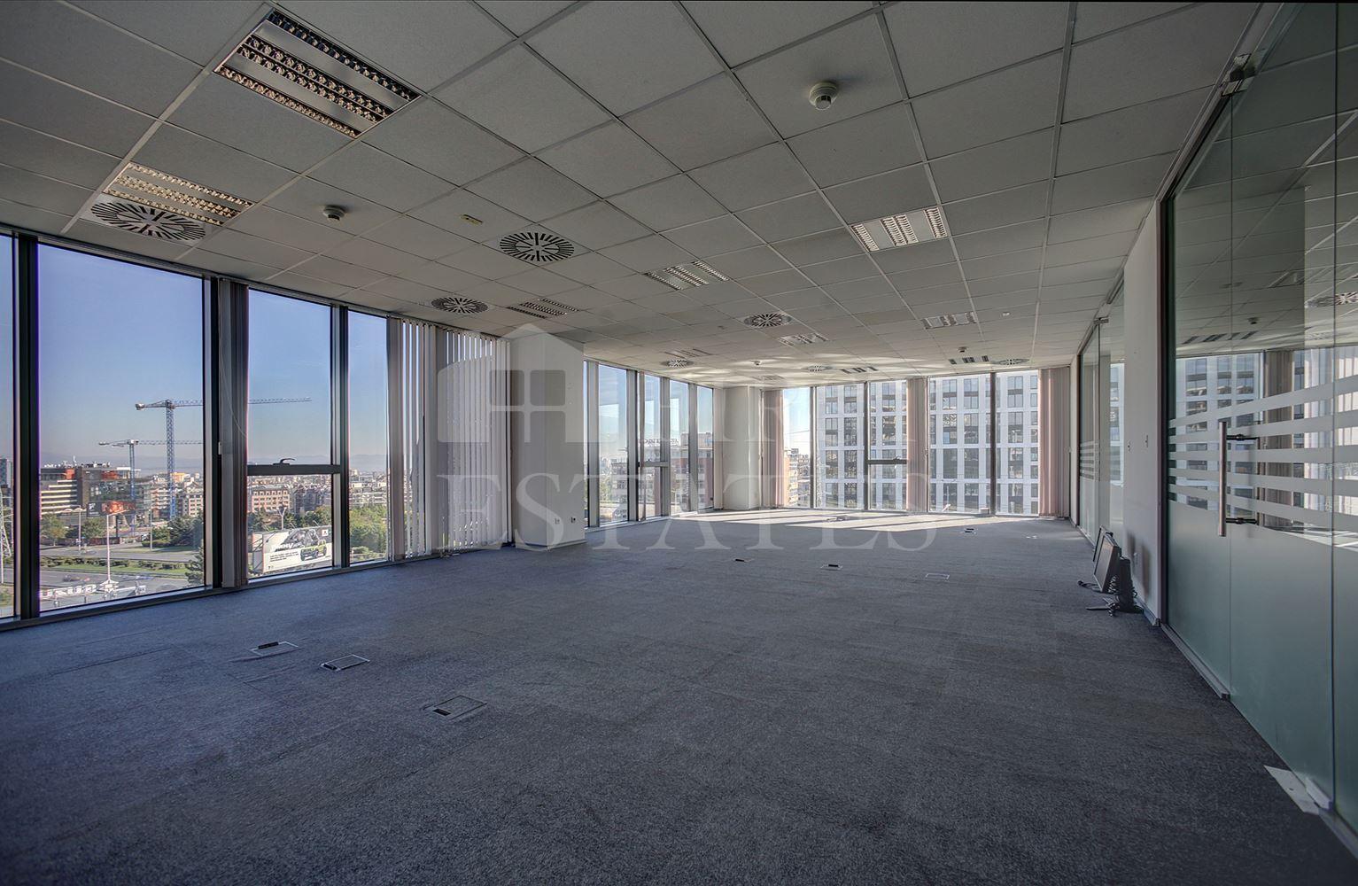 432 m² офис под наем